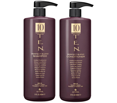 Alterna The Science of Ten Perfect Blend Duo 920 ml - Альтерна Набор для волос